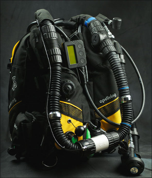 Inspiration Vision Rebreather photo